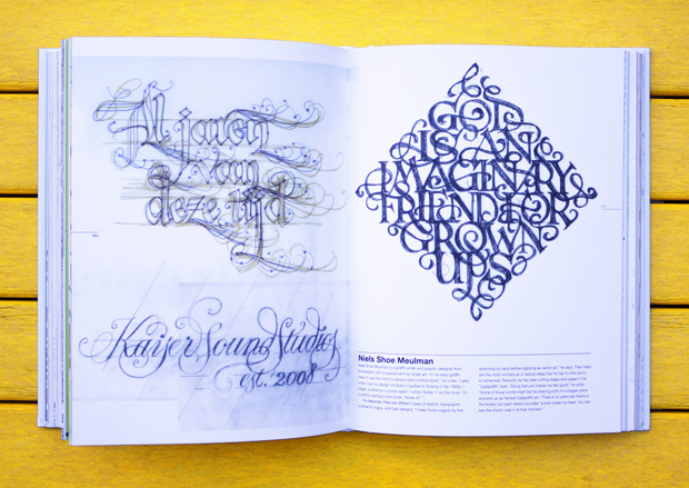 inside the sketchbooks of the world s greatest type designers the atlantic