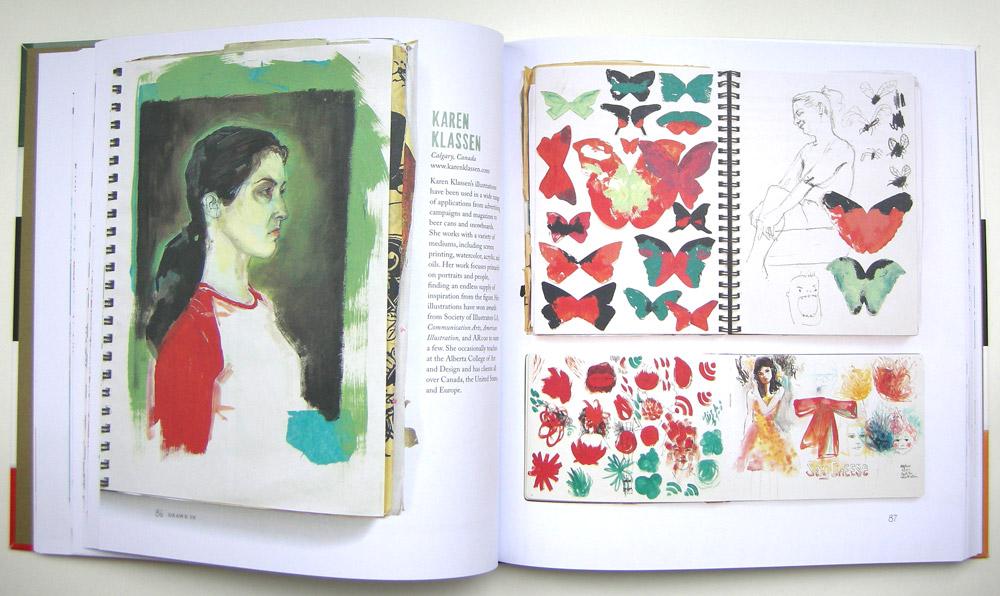 From Design To Street Art 5 Looks Inside Great Creators Notebooks