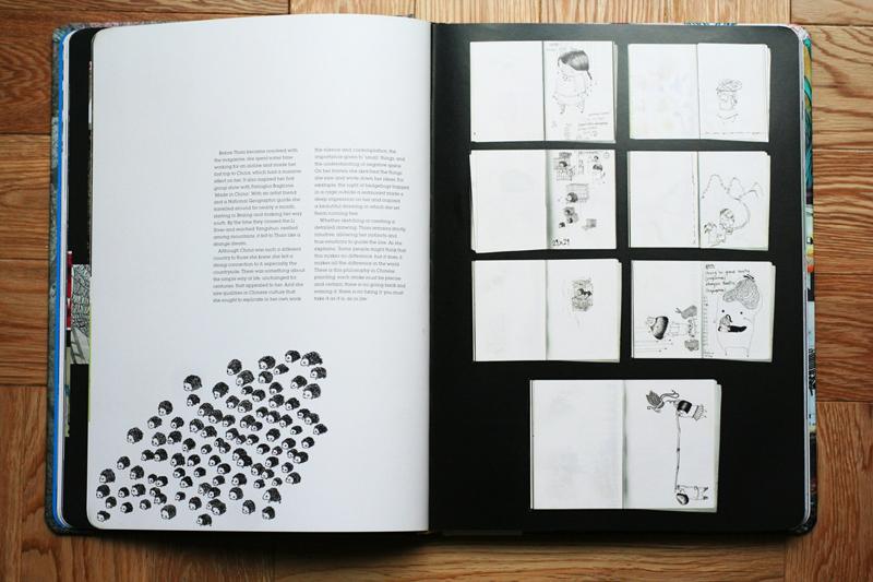 from design to street art 5 looks inside great creators notebooks the atlantic