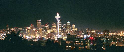 Seattle (by: Katie Jones, creative commons license)