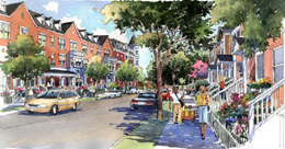 Parkside revitalization, Washington DC (by: Washington DC Economic Partnership)