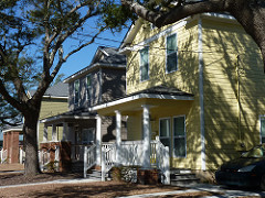 affordable homes in Sustainable Fellwood, LEED-ND certified in Savannah (by: Seven Waves Marketing)