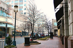 Reston Town Center (by: Vishal Charles, creative commons license)