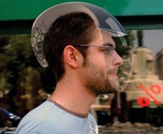 air helmet purifier