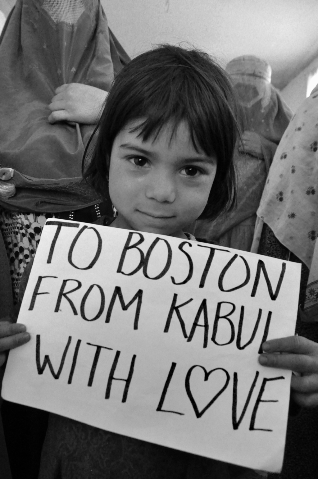 To Boston. From Kabul. With Love. 3