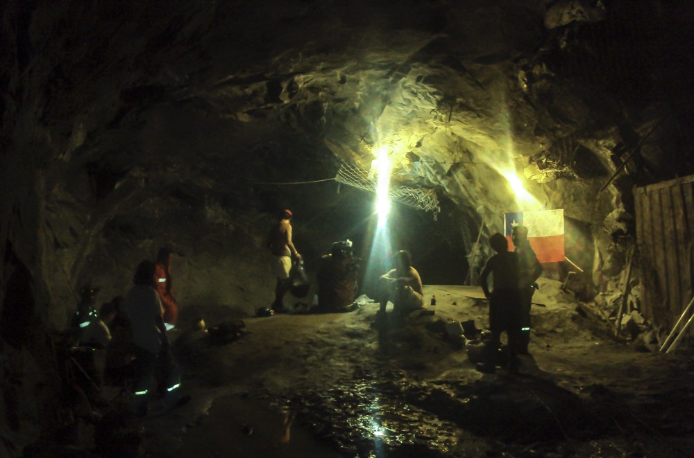 chilean copper mine collapse essay An animated timeline of the rescue efforts to save 33 trapped miners in chile  chilean mine rescue timeline  inside the resolution copper mine,.