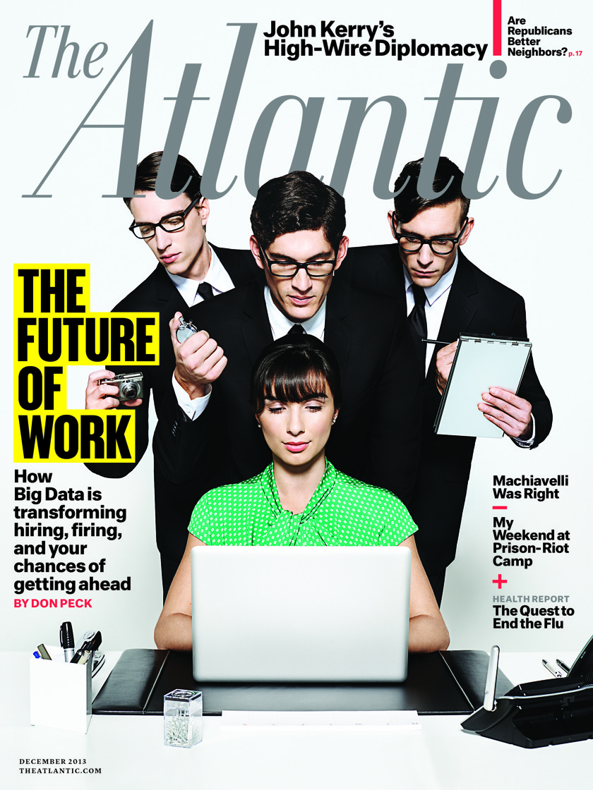 December 2013 Issue - The Atlantic