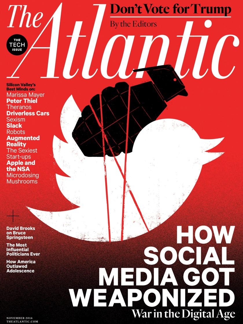 November 2016 Issue The Atlantic