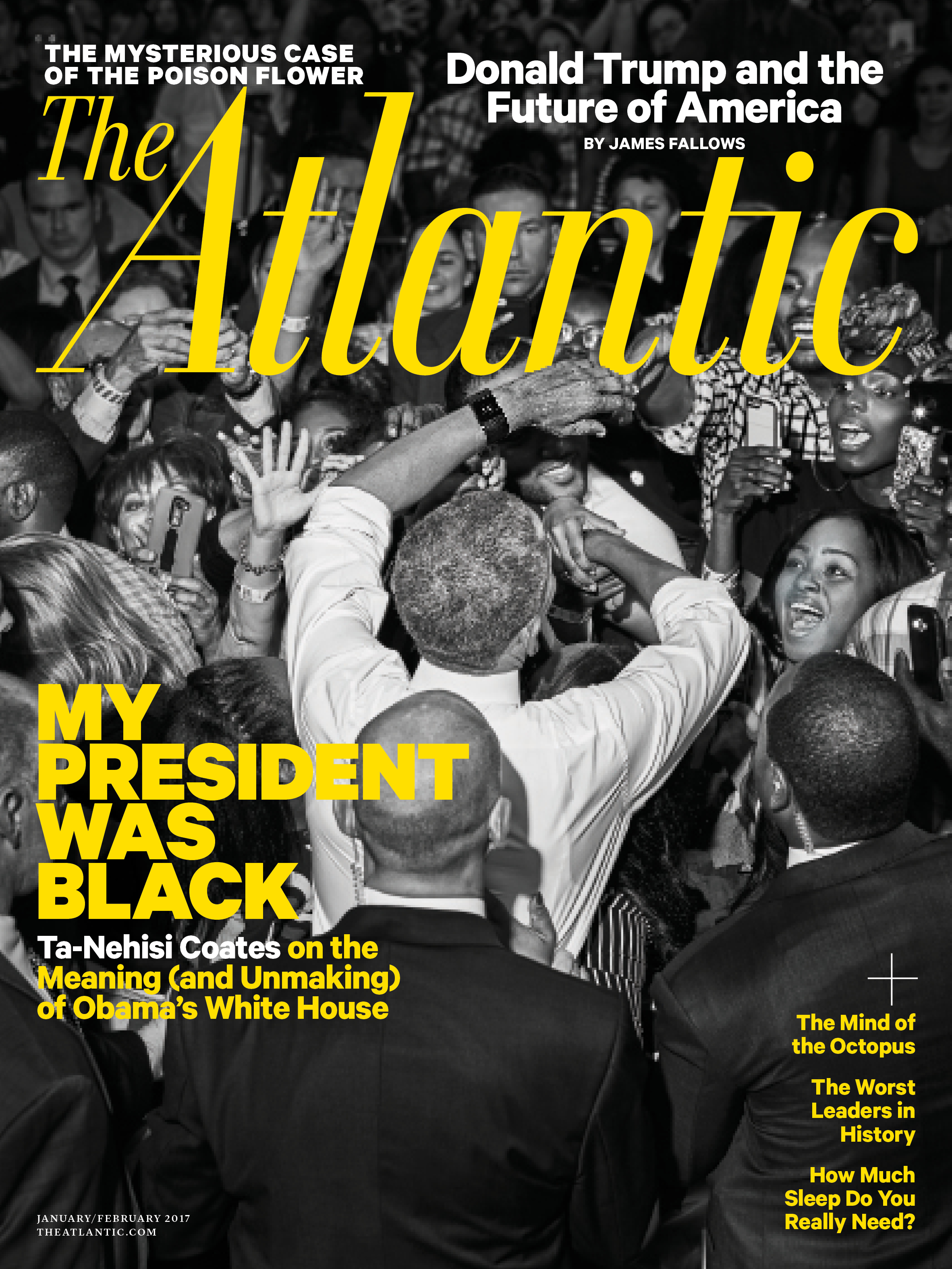my president was black the atlantic