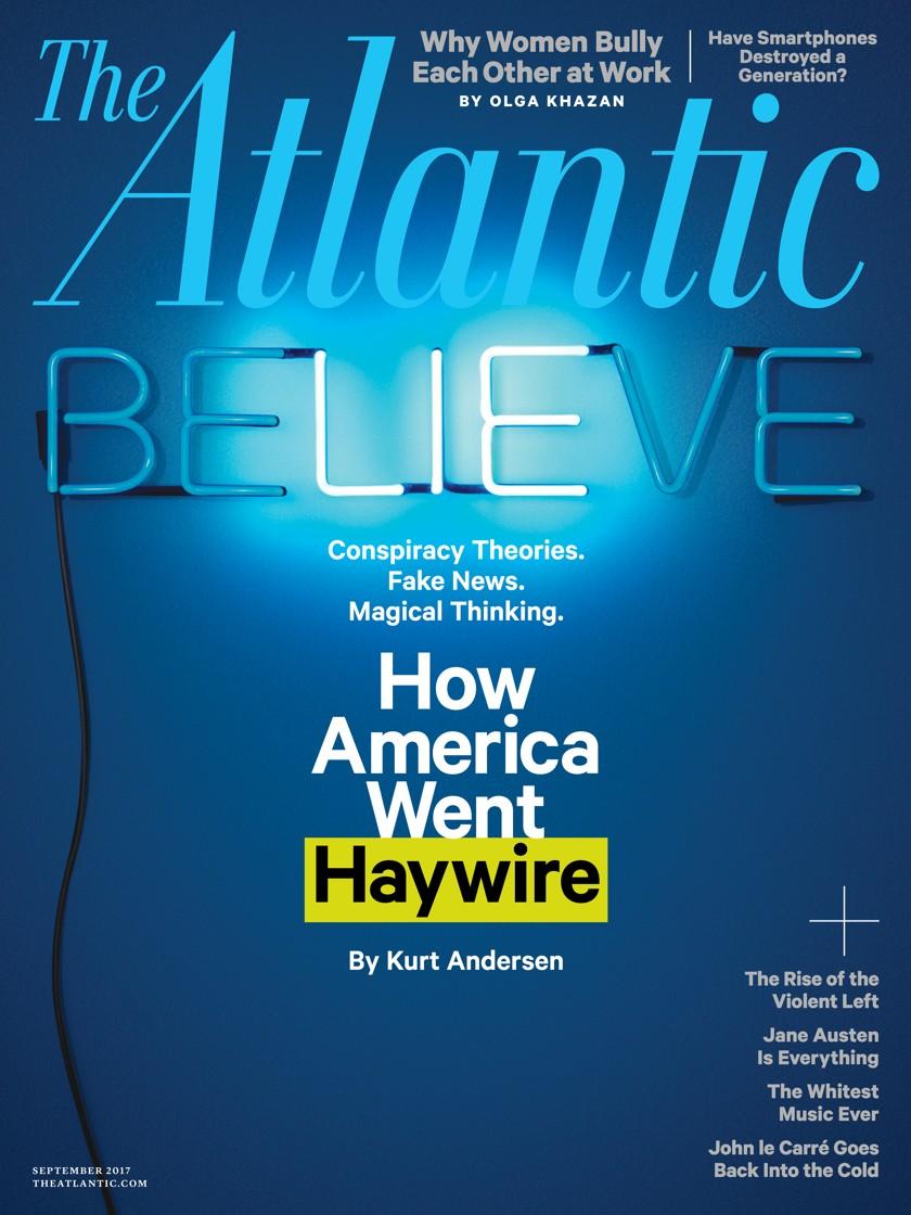 September 2017 Issue - The Atlantic