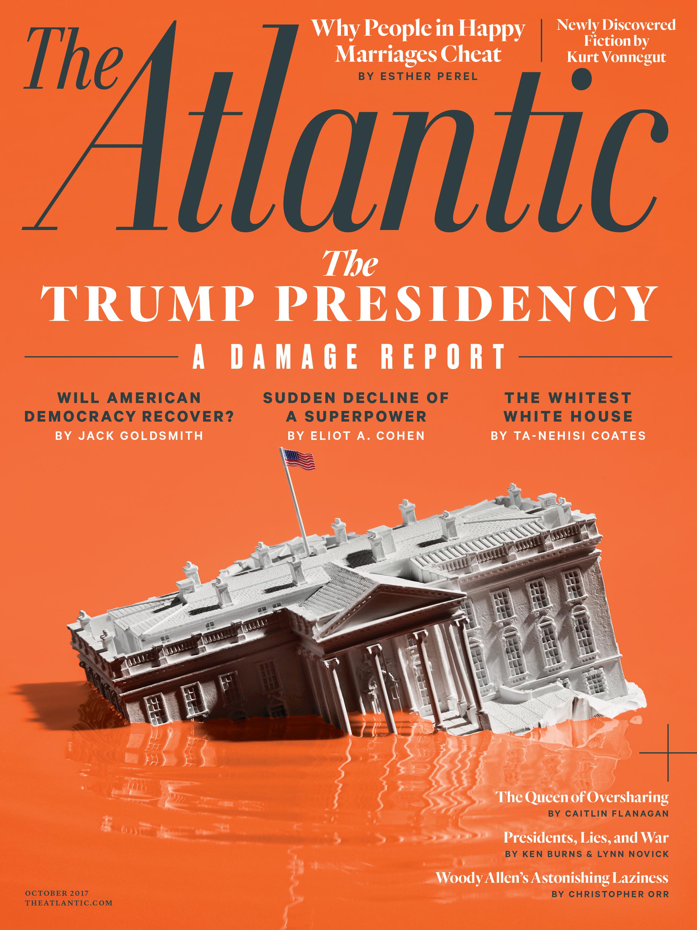 Will Donald Trump Destroy the Presidency? - The Atlantic
