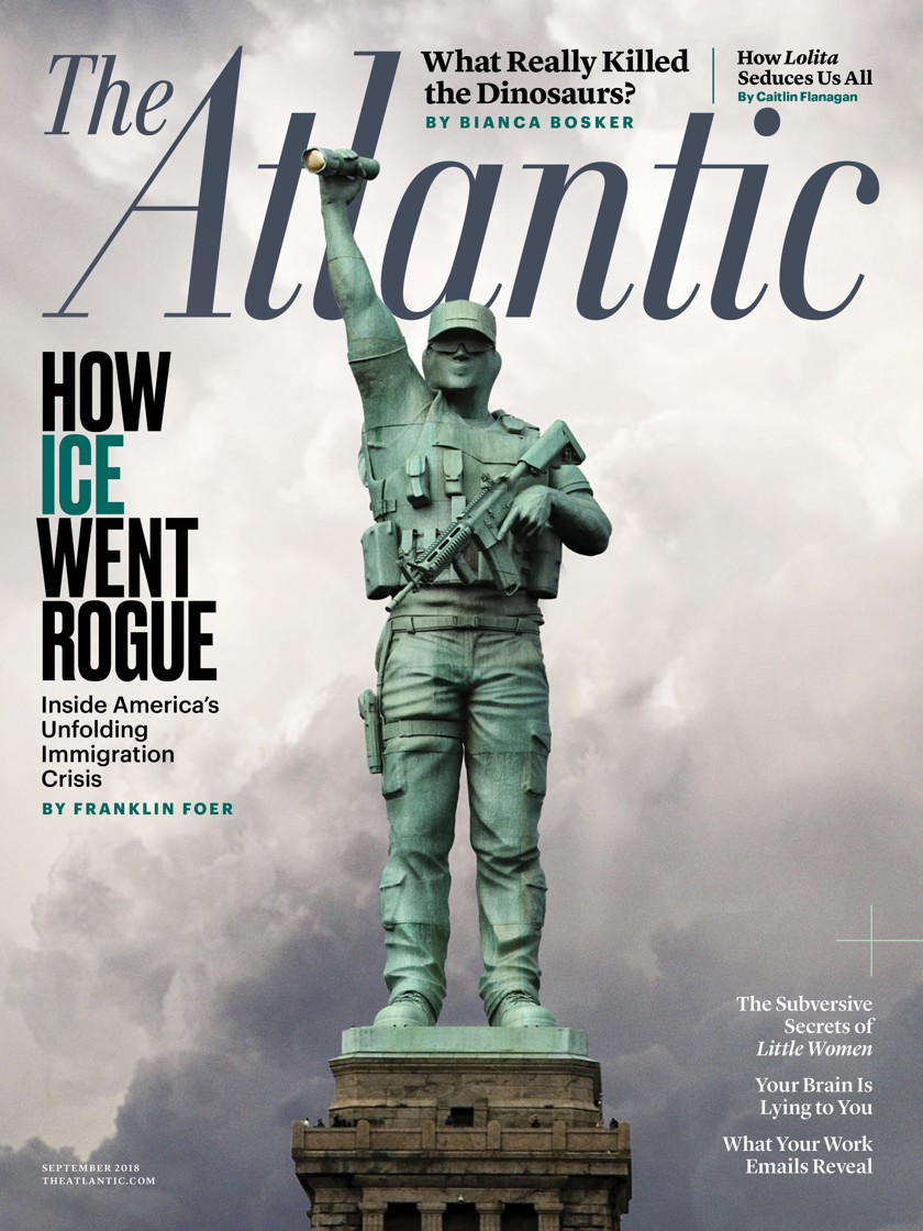 September 2018 Issue - The Atlantic