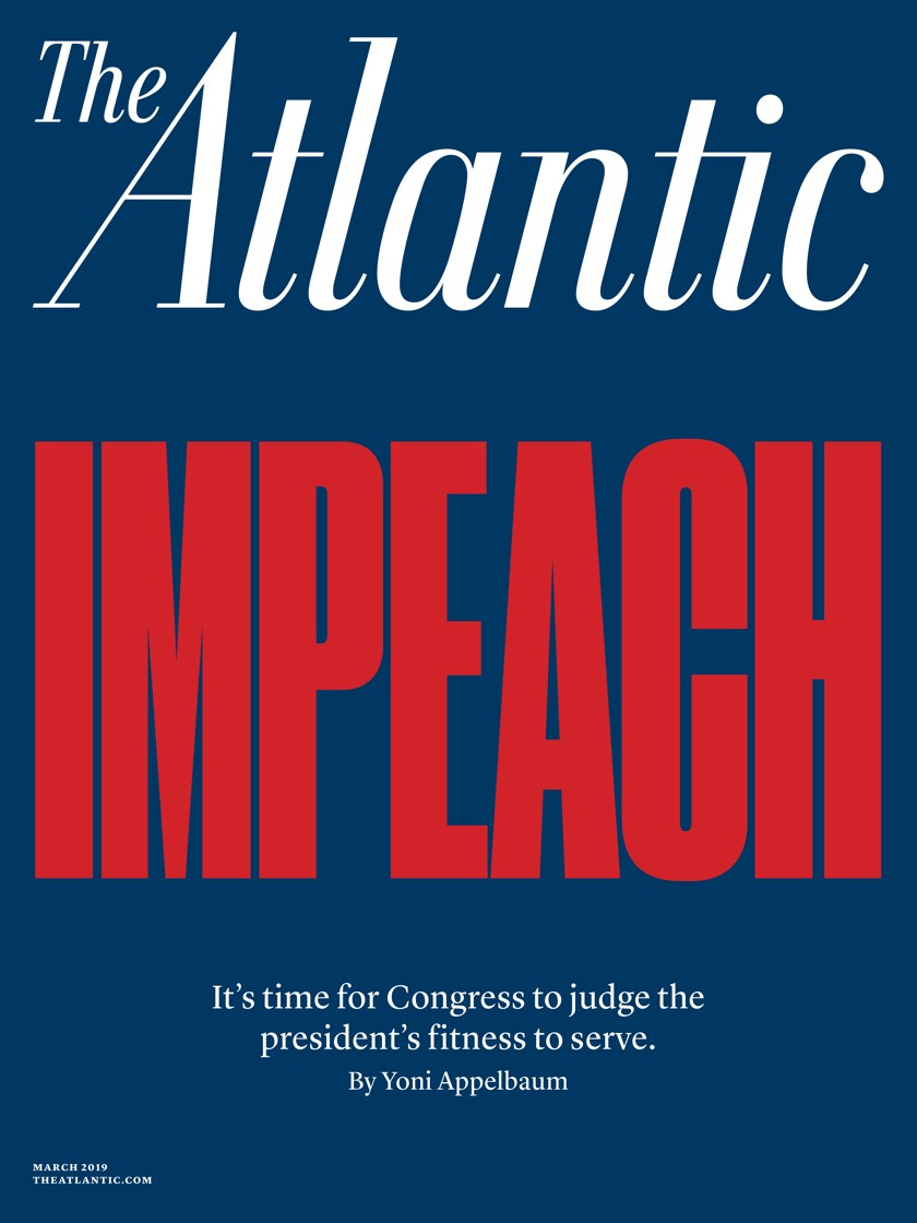 March 2019 Issue - The Atlantic