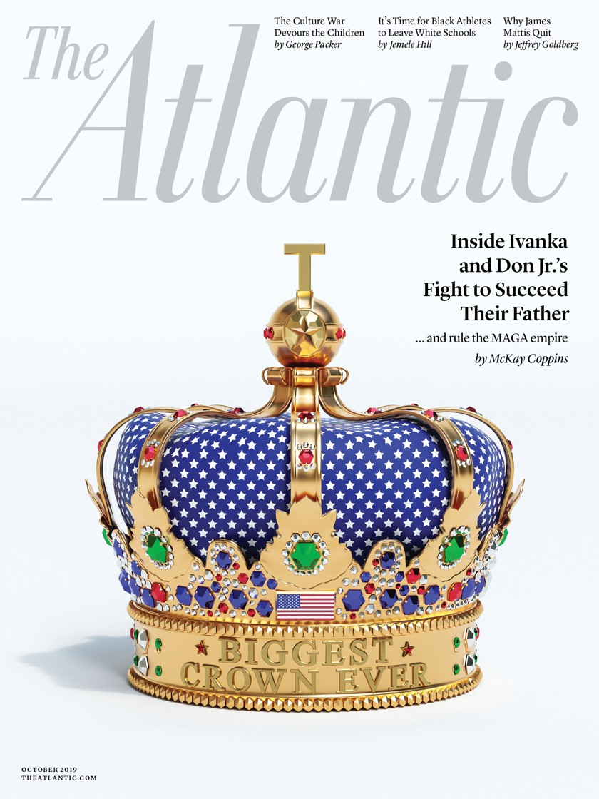 October 2019 Issue The Atlantic