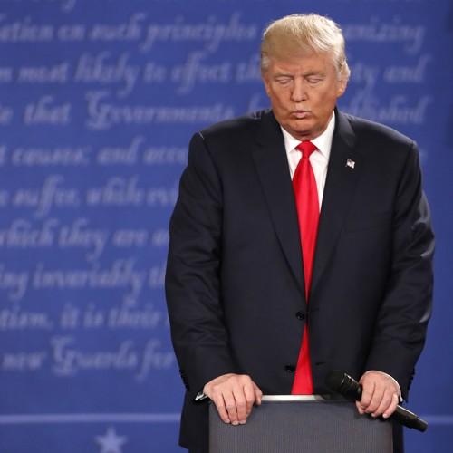 7fcd8b07b577 Donald Trump s Disastrous Debate - The Atlantic