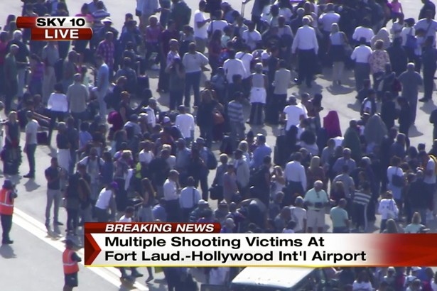 The Deadly Shooting At A Fort Lauderdale Airport The Atlantic