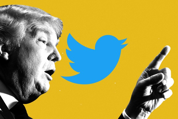 The Donald Trump Tweet Tracker The Atlantic - Unpopular railway puts 15 year old intern in charge of their twitter account he takes the internet by storm