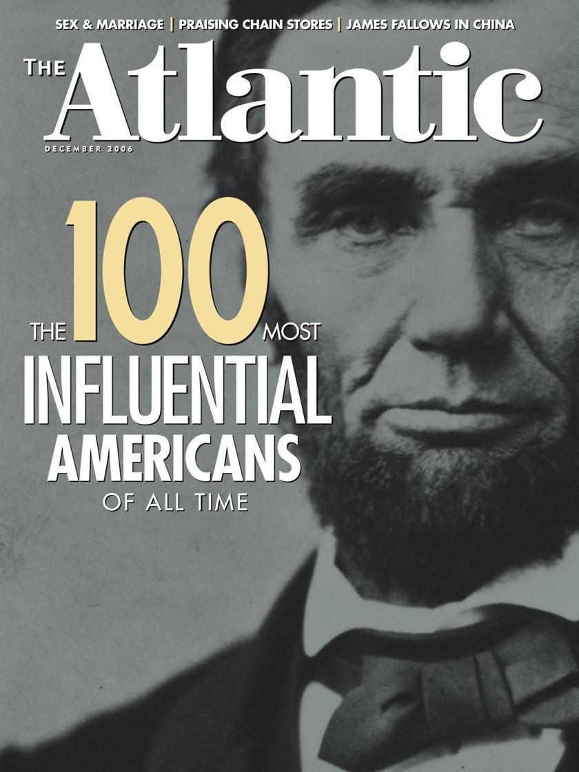 December 2006 Issue The Atlantic