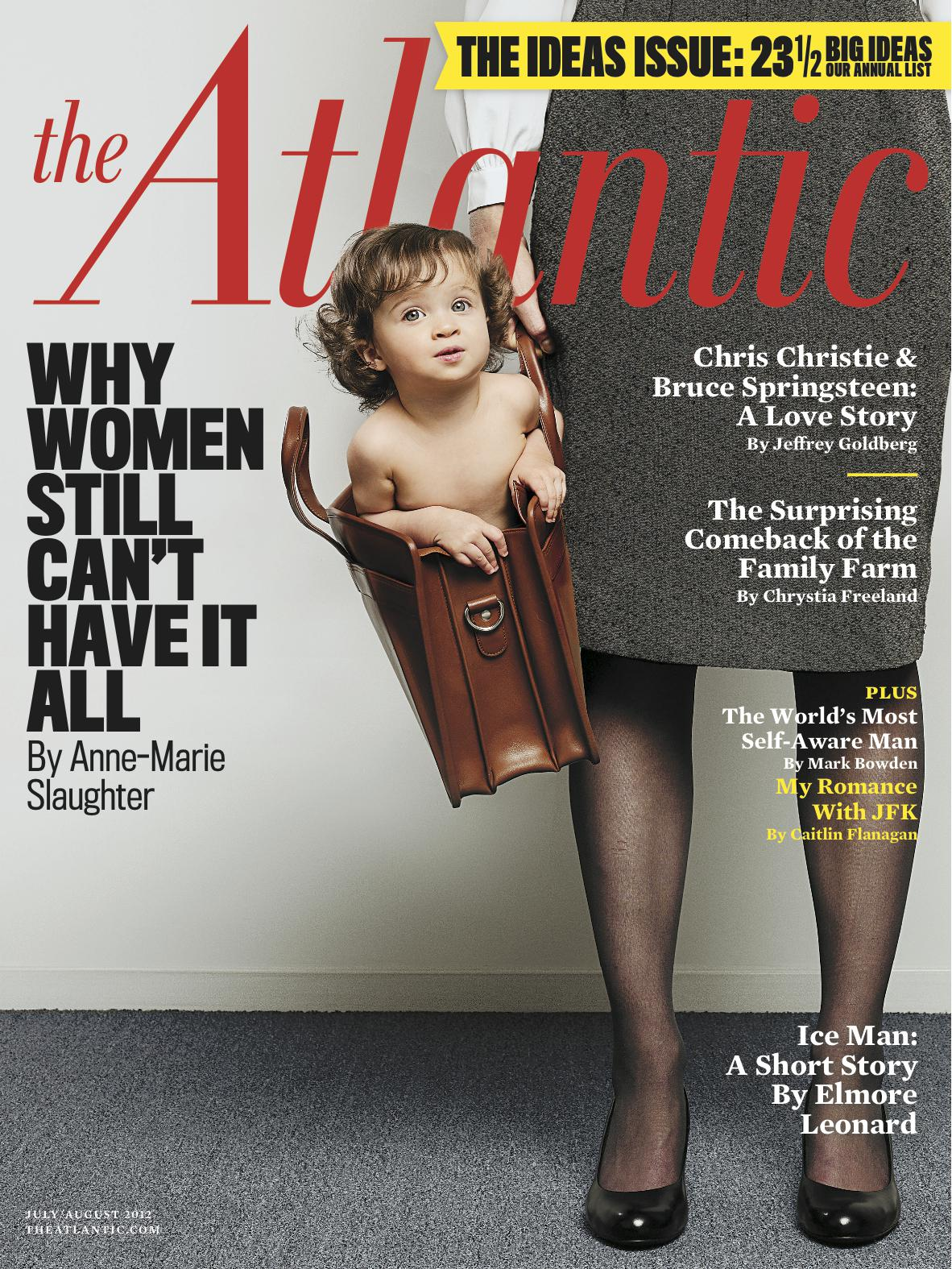 July August 2012 Issue The Atlantic