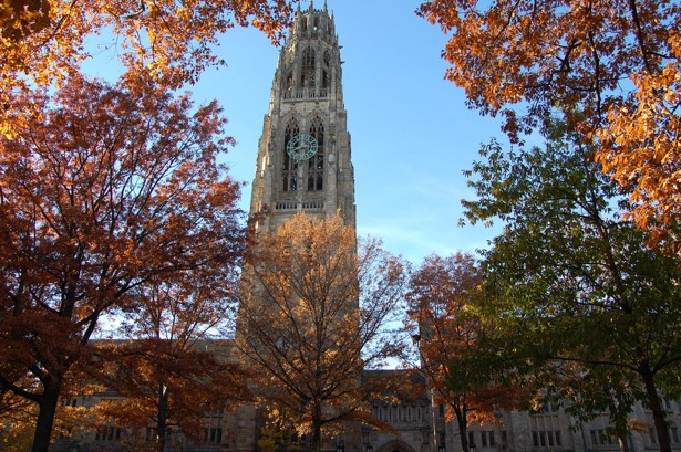How Gothic Architecture Took Over The American College Campus