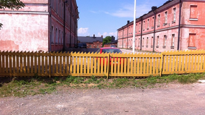 Home Features Black Prison