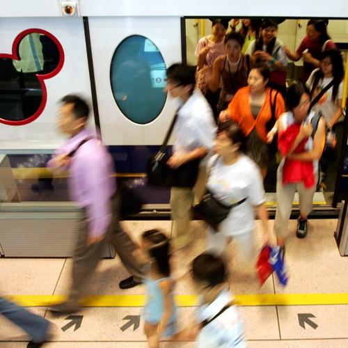 The Unique Genius of Hong Kong's Public Transportation