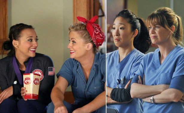 What Parks and Recreation Could Learn From Grey's Anatomy ...