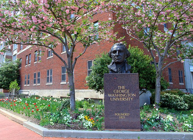 George Washington University Rejected Students Simply Because They