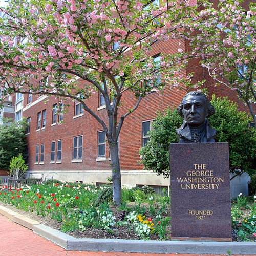 George Washington University Rejected Students Simply