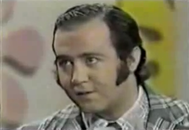 Andy kaufman dating game video