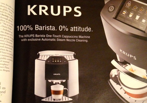 distinct feature this coffee maker its microprocessor-controlled