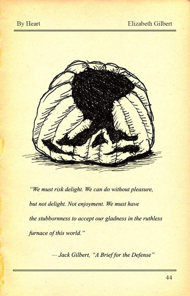 The 'Stubborn Gladness' of Elizabeth Gilbert's Favorite Poet - The