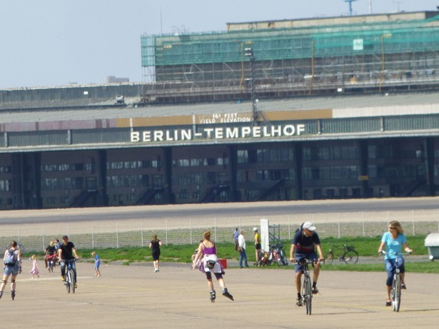 the new psychogeography of tempelhof airport once a nazi landmark the atlantic. Black Bedroom Furniture Sets. Home Design Ideas