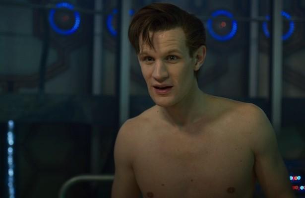 The Captain Kirk Problem How Doctor Who Betrayed Matt Smith The Atlantic