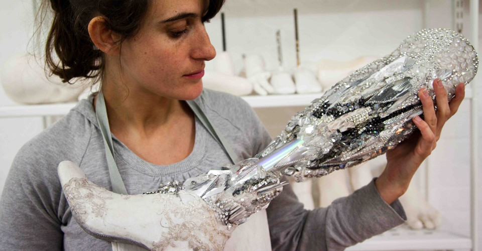 The Art Of Designer Artificial Limbs The Atlantic