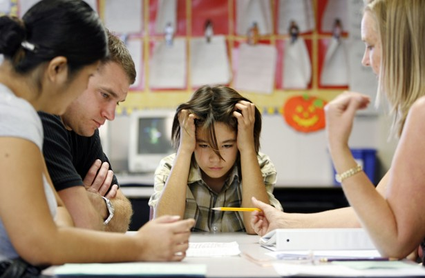 How Much Should Parents Help with Homework    iMom The Telegraph    I