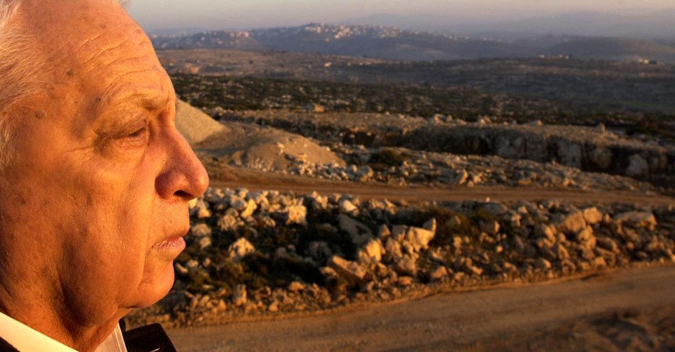 Ariel Sharon's Legacy of Separation - The Atlantic