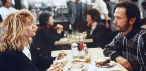 """when harry met sally analysis of communication """"men and women can't be friends, because sex always gets in the way"""", is the main theme of the movie """"when harry met sally"""" the script is a good example of the interpersonal communication ten stage model by mark knapp this developmental model entails the stages of a relationship from it's infancy to."""