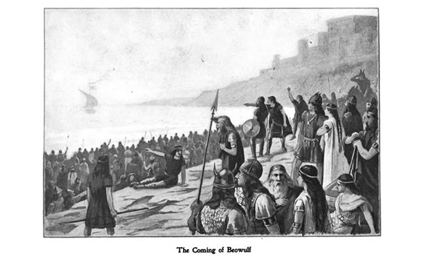 the life and society of beowulf Get an answer for 'how does beowulf reflect the ideals of a particular society   and vengeance, not an everlasting life in heaven, are a warrior's best rewards.