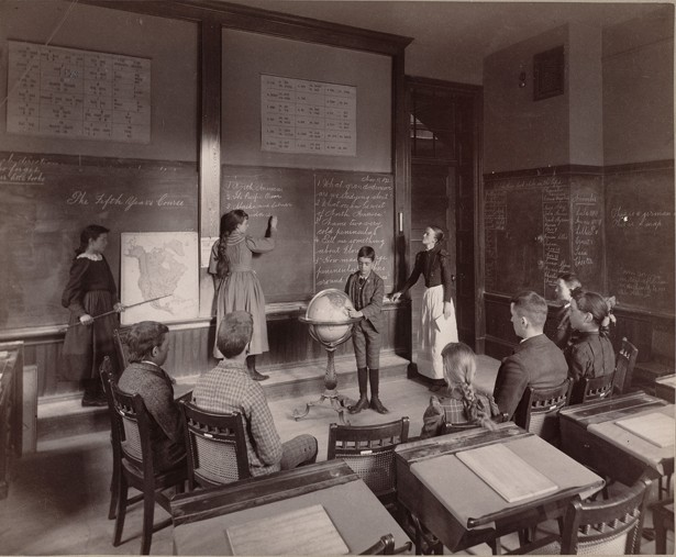Old Fashioned Teaching Methods To Technolog