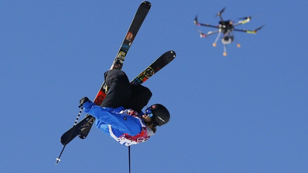 The Future Of Sports Photography Drones