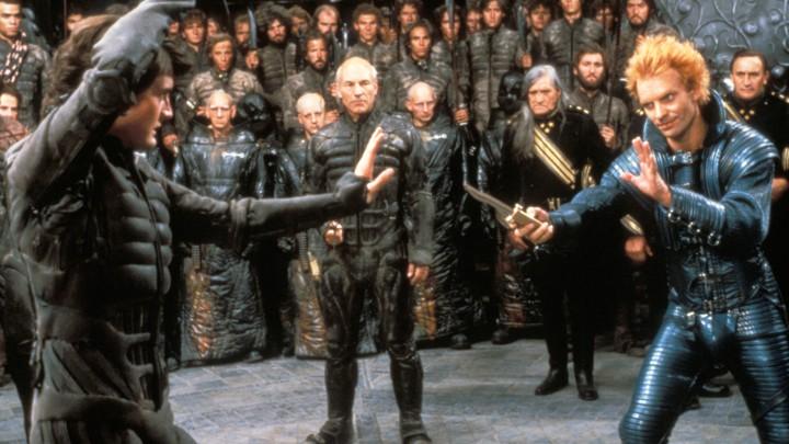 The Messy, Misunderstood Glory of David Lynch's Dune - The Atlantic