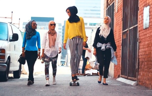 the origin and history of muslim hipsters