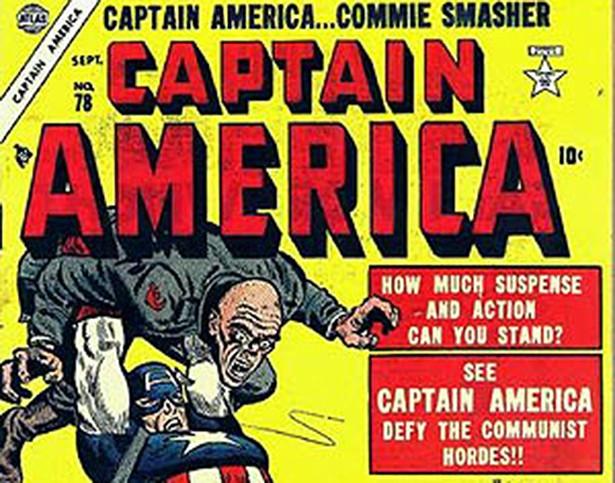 Captain America, McCarthyite - The Atlantic
