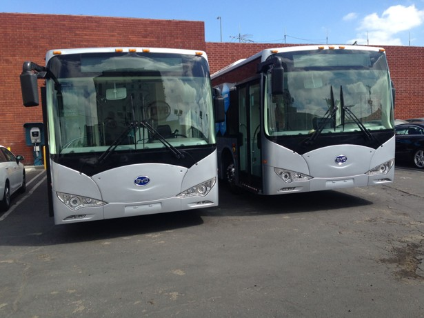 How China Will Dominate The U S Electric Bus Market The
