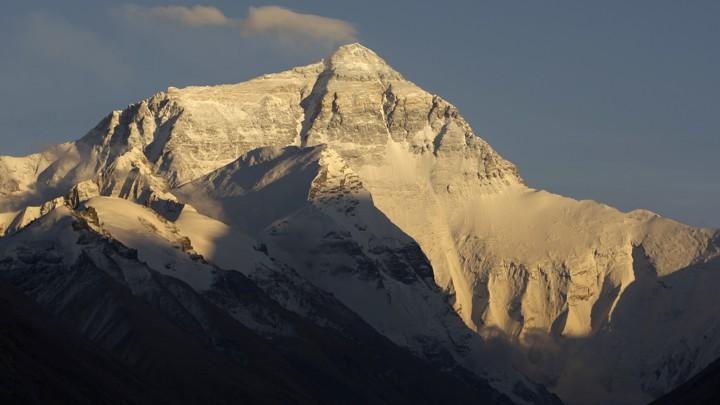 Charting s on Mount Everest - The Atlantic on