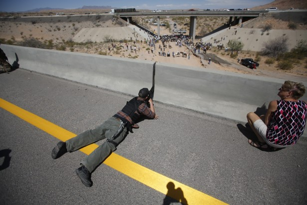 The Irony Of Cliven Bundys Unconstitutional Stand The Atlantic - The most bizarre laws of the us get broken in this ironic photo series