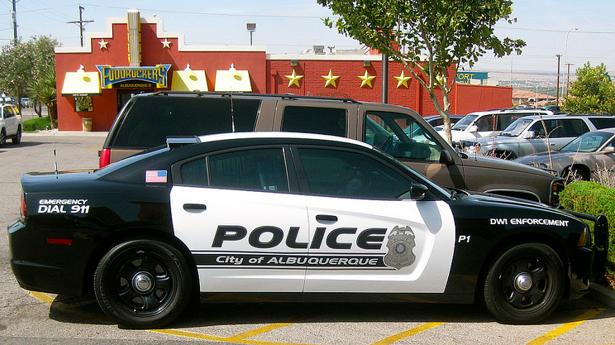 Albuquerque New Mexico Police Cars