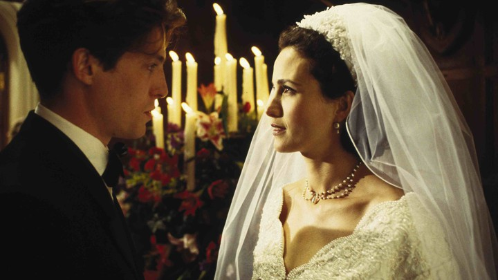 The Subversive Awkwardness Of Four Weddings And A Funeral The Atlantic