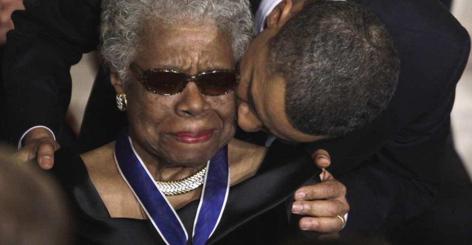Maya Angelou S Universal Struggle The Atlantic